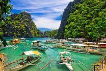 Filipinas | Ásia /  Além de suas 7100 ilhas de águas cristalinas (quer motivo melhor para conhecer?), em 2015 o governo fará algumas festas para elevar a moral do arquipélago: desfiles de rua, festivais de gastronomia, torneios esportivos e música ao vivo.