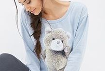 ✦ PJS are My Favorite Clothing / Each girl needs two closets: one for clothes and one for pajamas.