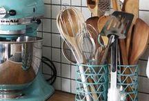 Kitchen. Color. Love. Harmony.