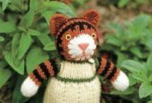 knitted free amigurumi