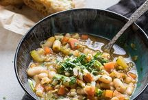 Soups and Stews / My favorite soup & stew recipes, some from Twitter and the interwebs, some from my own blog.
