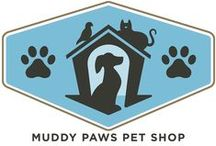 Muddy Paws Pet Shop / Furry or feathered, indoors or out, these lovable creatures and characters make their way into our hearts and homes. Show that you're as big a fan of them as they are of you with our pet-inspired product line.