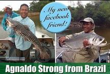 Vissen in het buitenland / Vangstverslagen en vissen in het buitenland. De mooiste vangnet uit het buitenland. Fishing and catches abroad