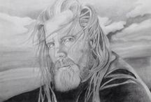 Sons of Anarchy Graphite Pencil