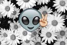 Emoji wallpaper / Emoji wallpaper