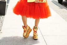 STREET STYLE / Do you love Buffalo Platform Shoes? Here you will find some inspirations how to combine them!