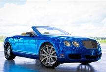 Dream Cars / A collection of luxury cars on my bucket list!