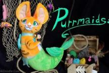 Purrmaid / All about the Purrmaid Plush!