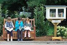 Little Free Libraries / All About Little Free Libraries