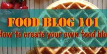 Food Blogging Tips & Resources / Tips and resources for people who want to start their own food blog, or who want to simply improve their existing site. How-Tos, writing and photography tips, and more.