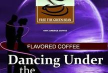 Free the Green Bean Flavored Coffees