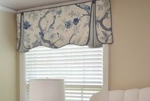 Window treatments and more