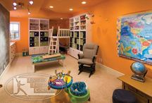 Children's rooms / by Suzanne Noonan