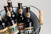 Ampolles de cervesa / Packaging i disseny d'ampolles de cervesa