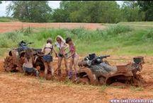 Atv Quad Women in Action II.