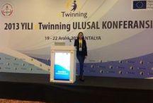 4.Ulusal eTwinning Antalya Çalıştayı / 4th National eTwinning Antalya Seminar (2013) / 19-22 December 2013 at Papilion Zeugma Hotel
