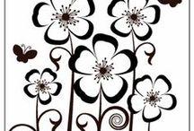 Värejä ja kuvioita / Design: www.pinterest.com/source/design-seeds.com/ Hienoja väriyhdistelmiä