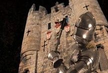 Medieval times (castles, knights, armor...)