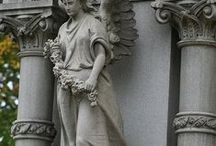 Angels, Statues and Monuments