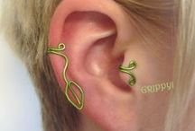 Ear Wraps & Cuffs