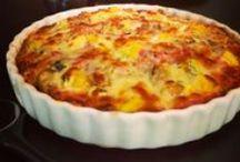 Food / ruokaa ja perus leivontaa :3