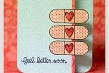 paper crafts, gift and card ideas / Kortteja, ja kaikkee pientä kivaa :3