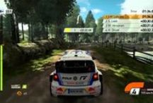 WRC 4 / All the official trailers and game play videos for WRC 4!