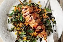 Salmon Recipes / Salmon is a classic fish with outstanding taste and versatility. Try one of these recipes tonight!