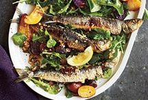 Sardine Recipes / Sardines are one of Oman's most inexpensive fish AND they are easy to cook! Look here....