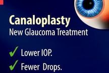 "Canaloplasty - New Glaucoma Treatment / Canaloplasty (pronounced Kah-NAL-oh-plas-tee) is an advanced minimally invasive #glaucoma treatment. As glaucoma can cause a permanent loss of #vision, this procedure can provide patients with glaucoma a ""peace of mind"" not possible with use of glaucoma drops alone. #Canaloplasty can reduce eye pressure by nearly 40%, and most glaucoma patients who have had Canaloplasty can cut their glaucoma drops in half. In some cases, Canaloplasty can even eliminate the need for Glaucoma drops."