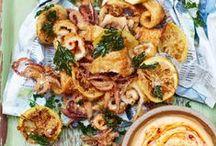 Cuttlefish/Squid Recipes