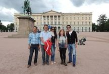 Norway Visit 4th - 8th June 2014