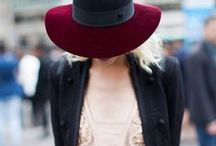 How do you wear your hat?