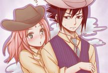 S A S U S A K U / I ship sasusaku, always!
