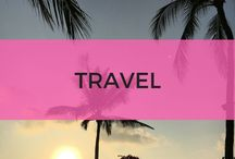 Travel / Things to make travel easier
