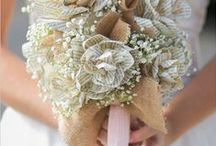 Bride handmade bouquets / Menyasszonyi csokrok