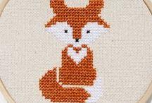 Cross stitch patterns for nursery