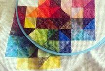 Modern cross stitch patterns