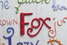 Hand embroidery tips and tutorials
