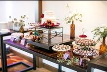 Wedding Dessert Bar / Dessert Bar Made By Your Cake Baker