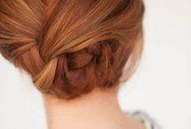 Girls Senior Hair Ideas