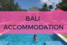 Bali accommodation / Bali accommodation including hotels, beach resorts, villas and budget options too.