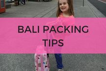 Bali Packing Tips / Find Bali packing lists to make packing for Bali easier