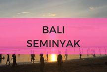 Bali Seminyak / Bali Seminyak hotels, resorts, beaches, shopping.