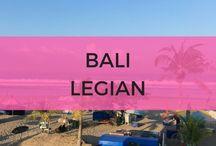 Bali Legian / Bali Legian things to do, resorts, villas, restaurants and beach time.