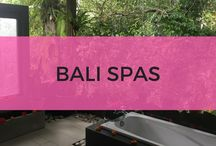 Bali Spas / Finding a Bali spa for massages and treatments? Info on the best in spas in Seminyak and the rest of Bali