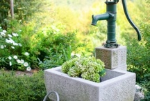 jardin-maison / by le digabel pierrette