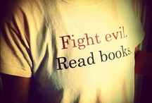 reading / by Emmy Brando