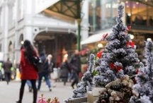 Christmas in Bankside / The perfect place to celebrate Christmas, from Borough Market to Southwark Cathedral, delicious restaurants and unique shopping options!