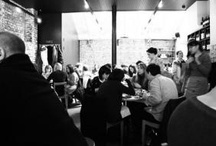 Eating and Drinking in Bankside